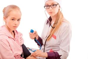 Пульс у подростков девочек