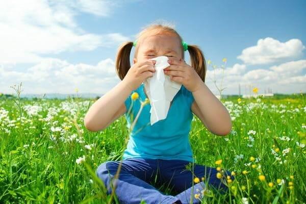 Лікування алергії народними засобами в домашніх умовах