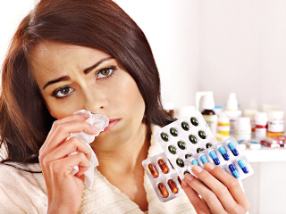 Аллергические реакции на лекарственные препараты