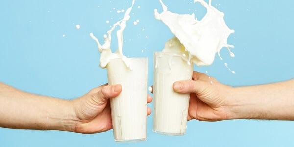 Молоко может стать причиной аллергии