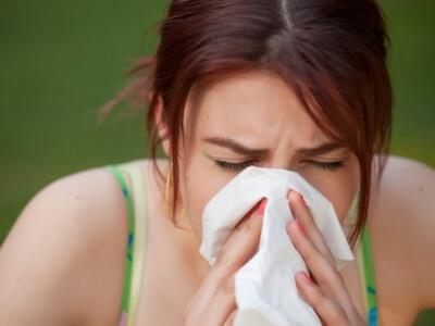 Как проявляется аллергия на собак у детей