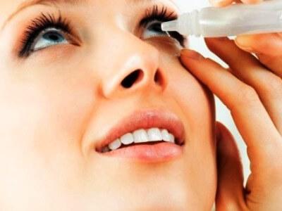 Антигистаминные капли для глаз для детей