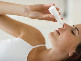 Капли от аллергического насморка: обзор препаратов