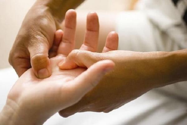 Псориатический артрит рук