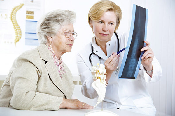Диагностирование болезни хрупких костей