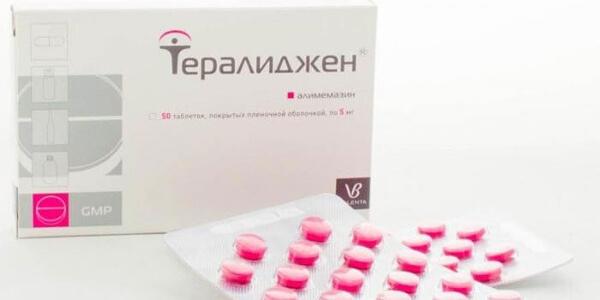 Препарат Тералиджен