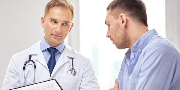 Прием у врача-эндокринолога