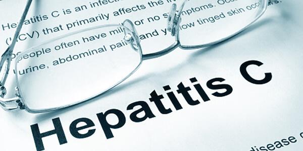 Диагноз гепатит С