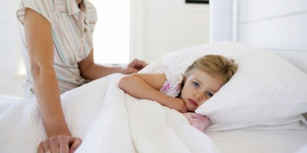 Ребенок, больной гепатитом С