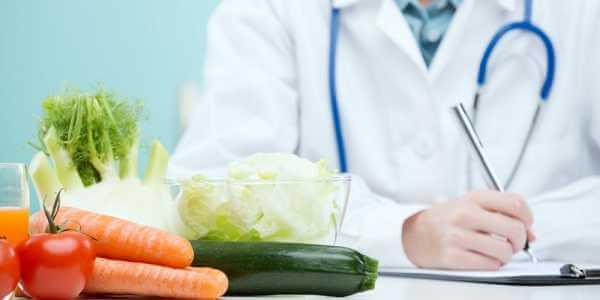 Питание должен назначать врач