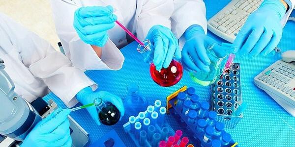 Медицинская лаборатория