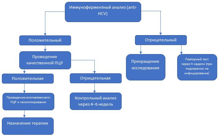 Что означает вирусная нагрузка при гепатите с