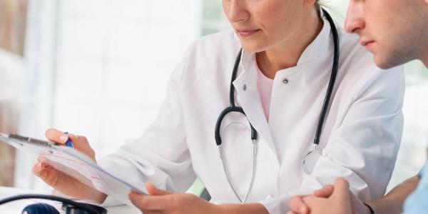 Прием у гепатолога