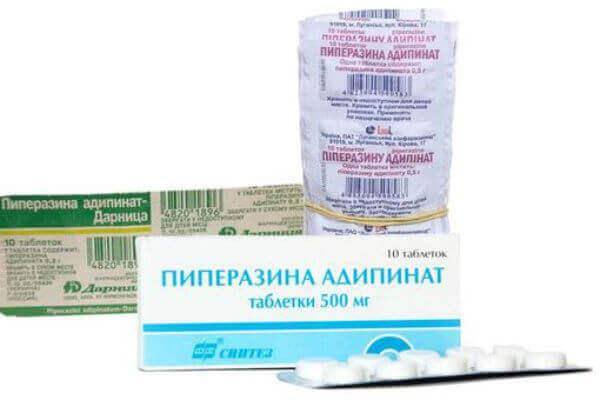 Препараты для выведения паразитов