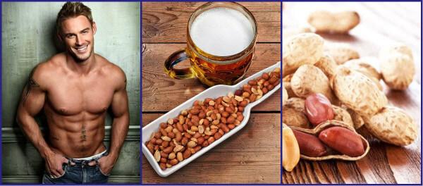 Орехи для потенции у мужчин: как влияют, ожидаемые улучшения в половой системе мужчин