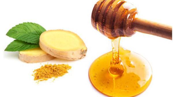 Натирать член с медом