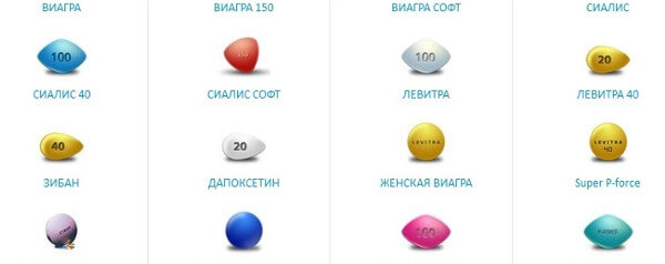 Таблетки для эрекции: классификация, особенности применения, обзор популярных средств