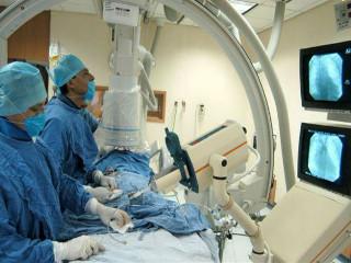 Методика проведения коронарографии сосудов сердца
