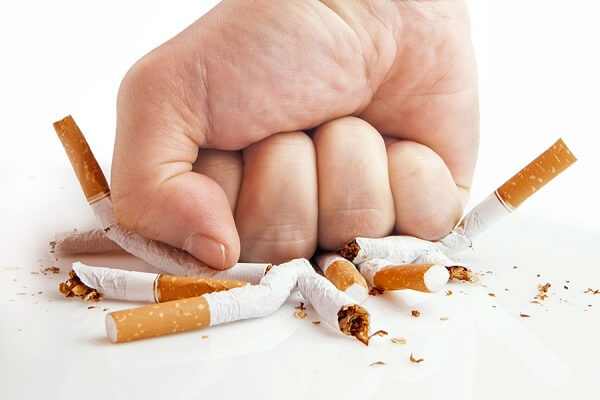 Что происходит если бросить курить видео