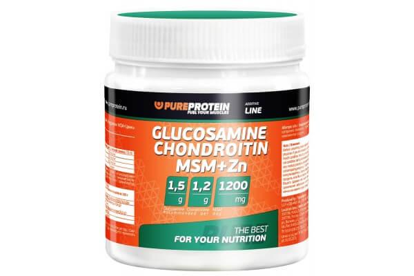 Глюкозамин Хондроитин 1200 мг
