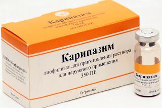 Карипазим для лечения заболеваний суставов гомеопатическая гимнастика для суставов