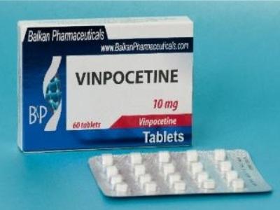 Винпоцетин 10 мг
