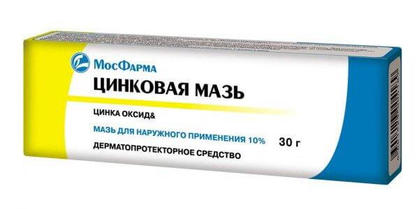 Цинк от простатита