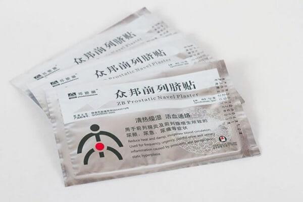 Китайский пластырь от простатита: состав, польза и способ применения урологического пластыря