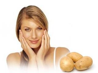Картофельная маска для лица, ее эффективность от морщин и правила приготовления