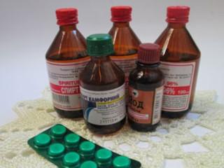 Рецепт растирки с анальгином тройным одеколоном аспирином