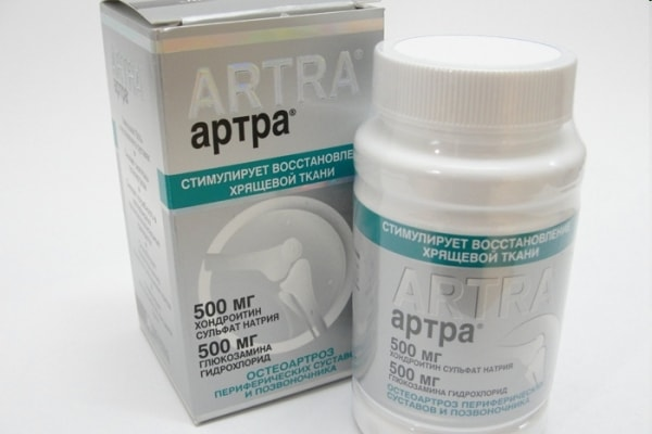 Артра (таблетки): инструкция по применению препарата для суставов
