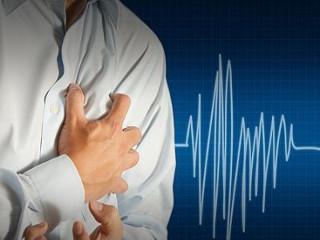 Боль в груди при учащенном сердцебиении